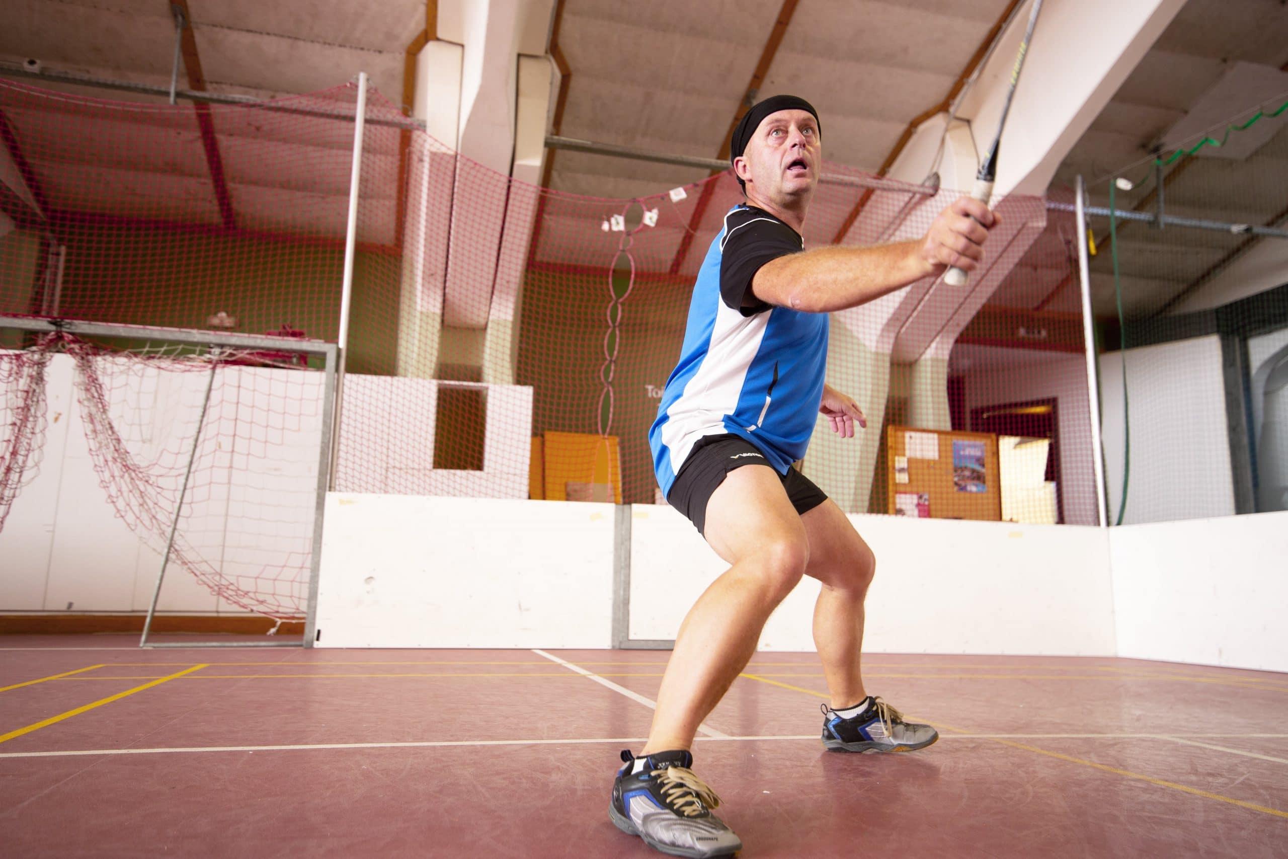 Federball Player